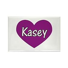 Kasey Rectangle Magnet (10 pack)