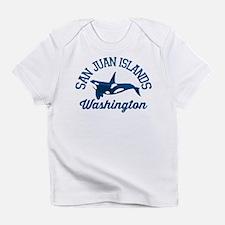 San Juan Islands. Infant T-Shirt