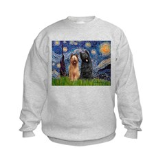 Starry - 2 Briards Sweatshirt