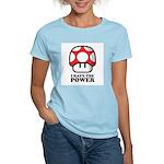 Power Mushroom Women's Light T-Shirt