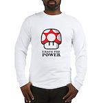 Power Mushroom Long Sleeve T-Shirt