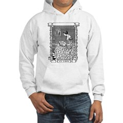 Reading Woman (Renaissance) Hoodie