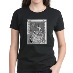 Reading Woman (Renaissance) Tee
