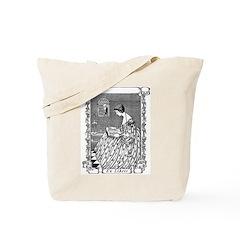 Reading Woman (Renaissance) Tote Bag