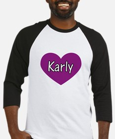 Karly Baseball Jersey