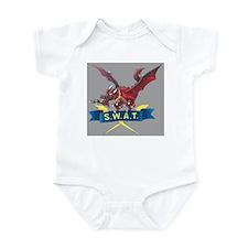 S.W.A.T. Infant Bodysuit
