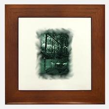 Enchanted Forest Framed Tile