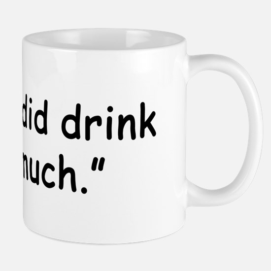 Funny Waiter Mug