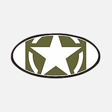 WW2 American star Patch
