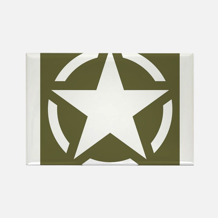 WW2 American star Magnets