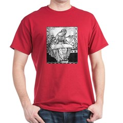 Reading Woman T-Shirt