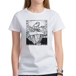 Reading Woman Women's T-Shirt