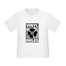 Unique Vinyl records T