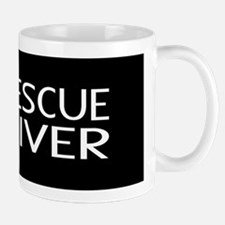 Diving: Diver Flag & Rescue Diver Mug