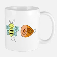 Bee Ham Birmingham Alabama Mugs