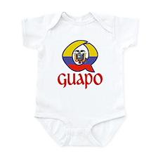QGuapo_Ecuador_flag Body Suit