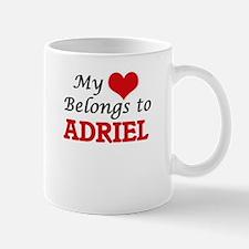 My heart belongs to Adriel Mugs