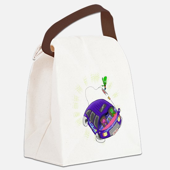 Cool Get ready Canvas Lunch Bag