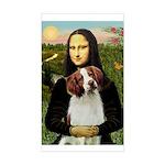 Mona / Brittany S Sticker (Rectangle)