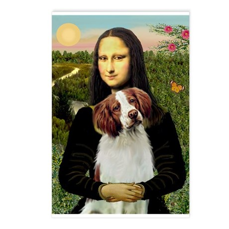 Mona / Brittany S Postcards (Package of 8)