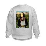 Mona / Brittany S Kids Sweatshirt