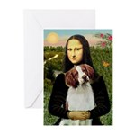 Mona / Brittany S Greeting Cards (Pk of 10)