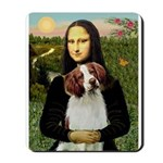 Mona / Brittany S Mousepad