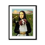 Mona / Brittany S Framed Panel Print