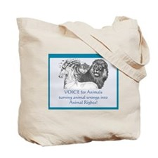 Vegan Earth Tote Bag
