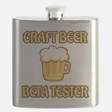 Cool Beer snob Flask