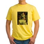Ophelia /Brittany S Yellow T-Shirt