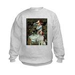 Ophelia /Brittany S Kids Sweatshirt
