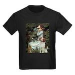 Ophelia /Brittany S Kids Dark T-Shirt