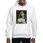 Ophelia /Brittany S Hooded Sweatshirt