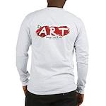 It's Art Because Long Sleeve T-Shirt