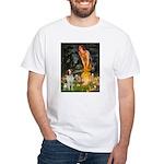 Fairies / Brittany S White T-Shirt