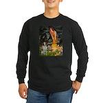 Fairies / Brittany S Long Sleeve Dark T-Shirt