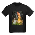 Fairies / Brittany S Kids Dark T-Shirt