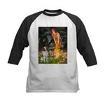 Fairies / Brittany S Kids Baseball Jersey