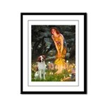 Fairies / Brittany S Framed Panel Print