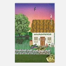 Sunrise Cottage Postcards (Package of 8)