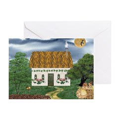 Storm Cottage Greeting Cards (Pk of 10)