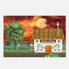 Sunset Cottage Postcards (Package of 8)