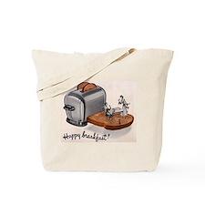 Happy Breakfast! Tote Bag