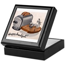 Happy Breakfast! Keepsake Box