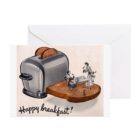 Happy Breakfast! Greeting Cards (Pk of 10)