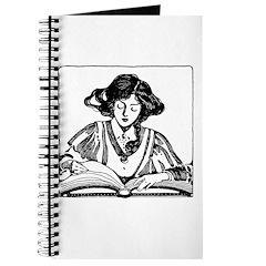 Reading Woman Journal