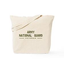 Guard Veteran Tote Bag