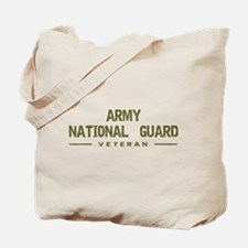 Guard Veteran Tote Bag