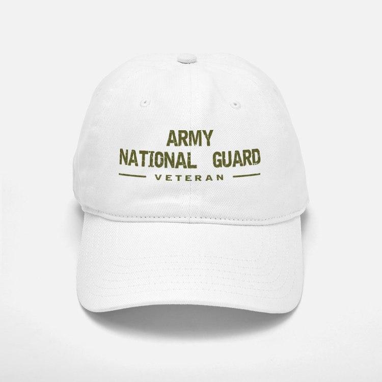 Guard Veteran Baseball Baseball Cap
